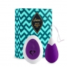 Feeltoyz - Anna remote vibrating egg purple