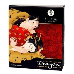 Shunga cream Dragon