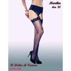 Marika calze da reggicalze