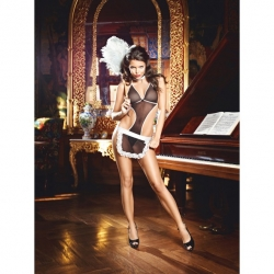 Baci - Five Star Service French Maid Set One Size
