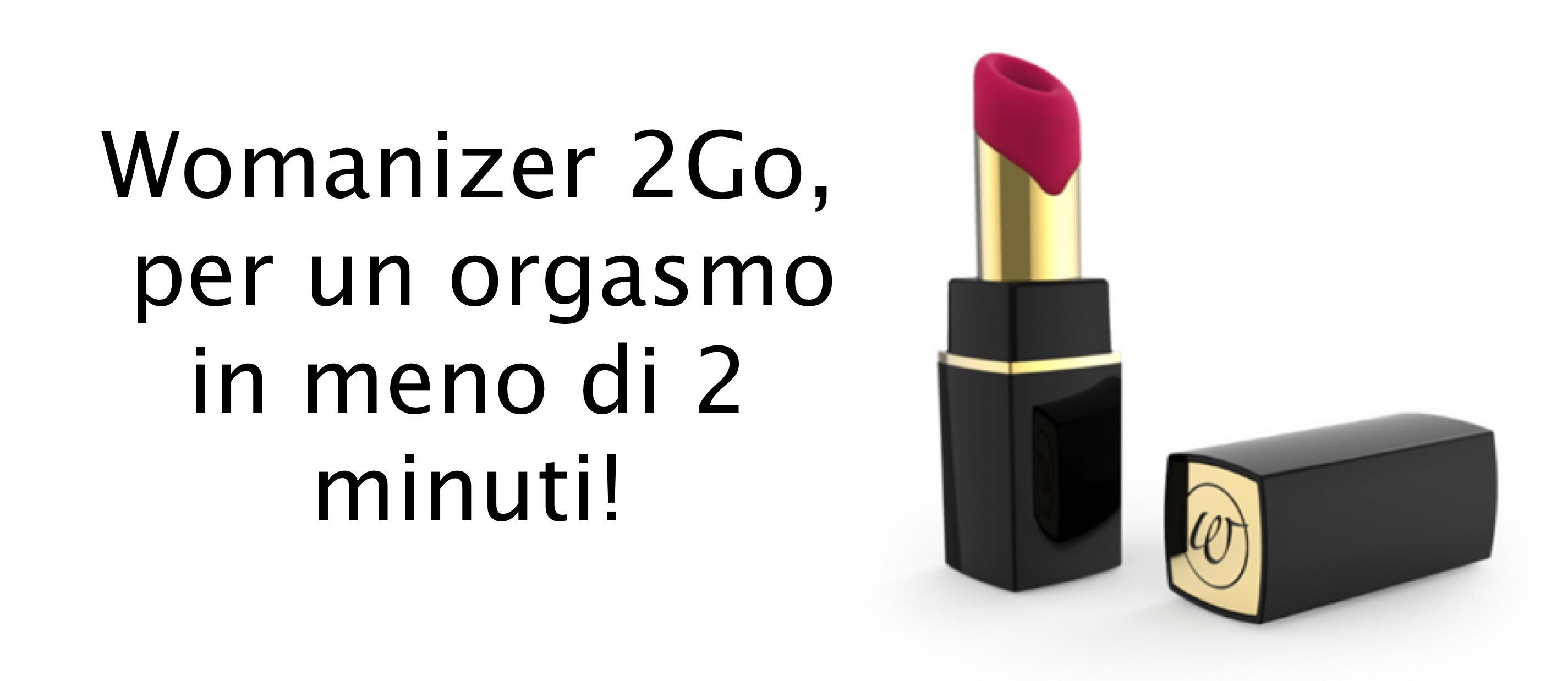 Womanizer 2 go