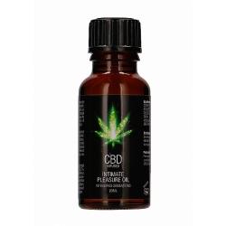 CBD Intimate Pleasure Oil