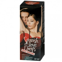 Spanish Love gocce dell'amore 30 ml.