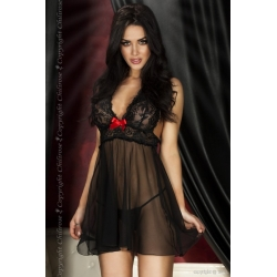Chemise in tulle