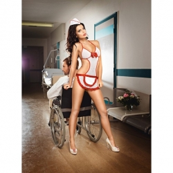 Baci - Candy Nurse Set One Size